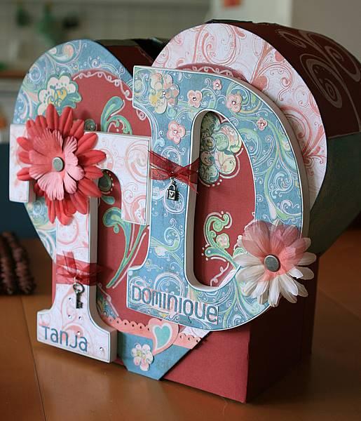 Herz aus glas druckvorschau hochzeitsgeschenke seite 1 for Selbstgemachte hochzeitsgeschenke